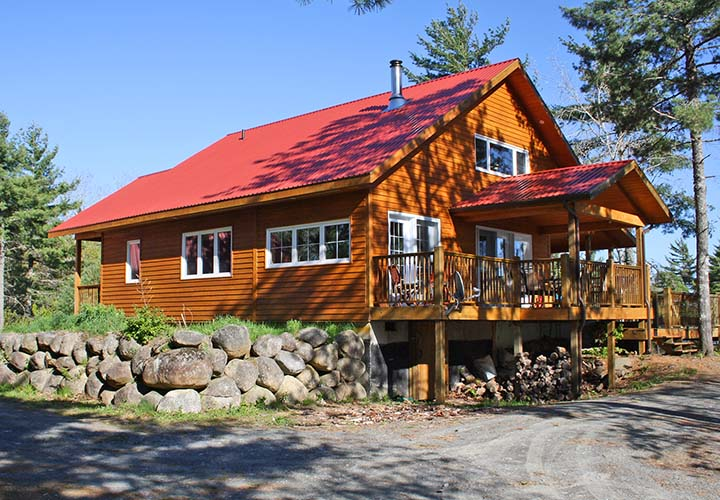 Dean Lake Cottage