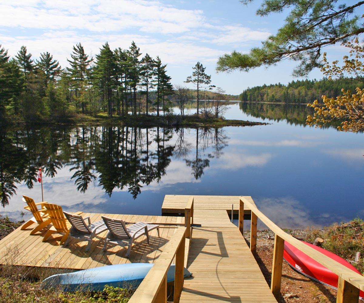 Dean Lake Cottage / Erleben Sie Kanada direkt am See